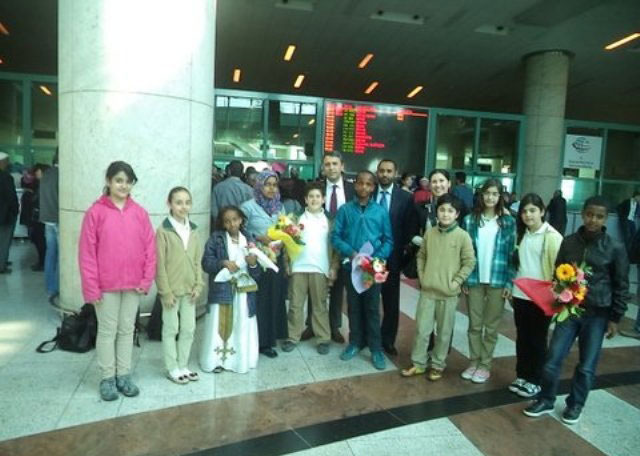 Our Best performing Students visiting Ankara, Turkey